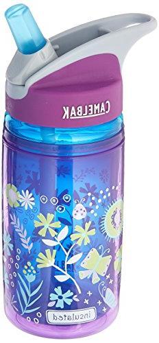 Camelbak 2017 Eddy Kids Insulated 400ml Water Bottle Sports