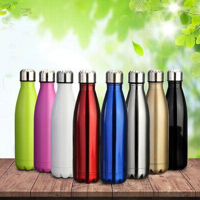 Stainless Vacuum 17Oz Double Water 500 ML