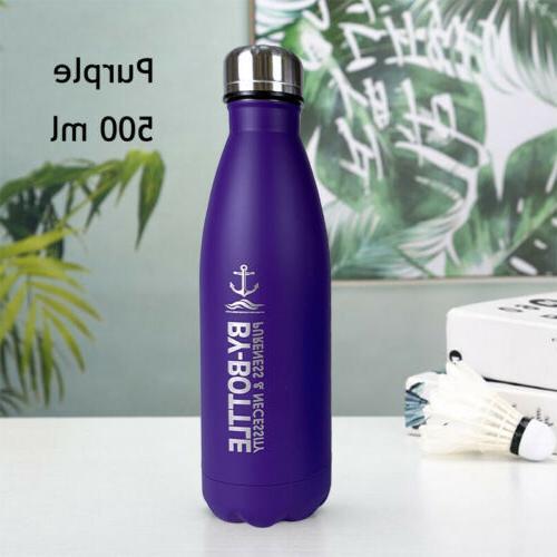 500ml Water Bottle Double Walled