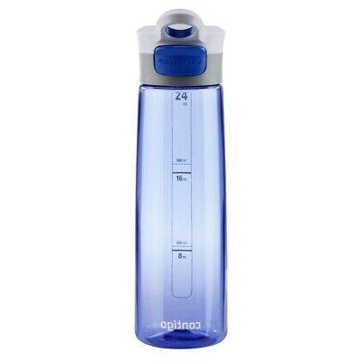 750ml Cobalt/white Water Bottle Contigo - Cobalt