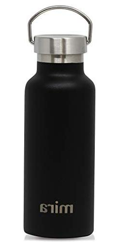 MIRA Alpine Stainless Steel Vacuum Insulated Water Bottle wi