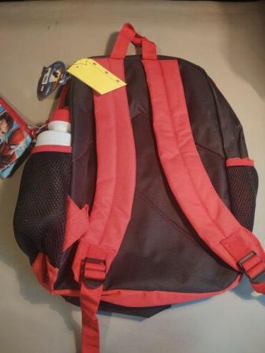 Marvel Backpack Bottle Kit Kids