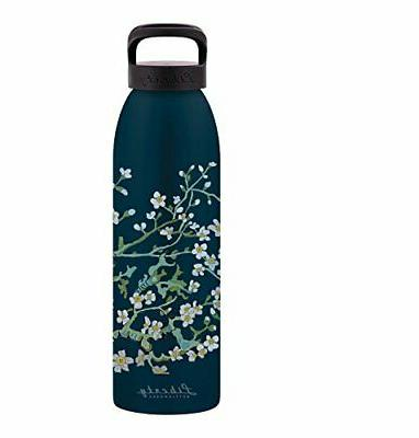 blossom aluminum water bottle made in usa