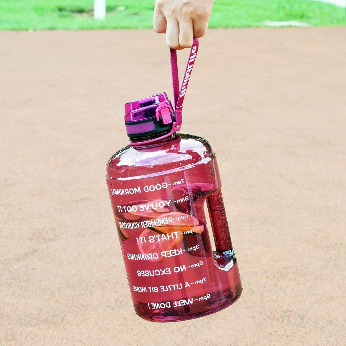 BuildLife Gallon Bottle Time Marker/Flip