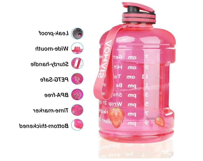 BuildLife Water with 1 Gallon-