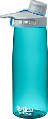 CamelBak Chute Water Bottle, 0.75 L, Sea Glass