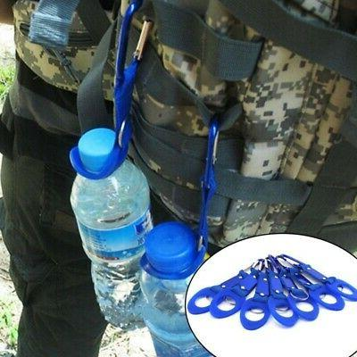 Travel Outdoor Camping Hiking Water Bottle Holder Hook Strap
