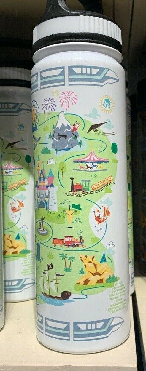 Disneyland Map Attractions