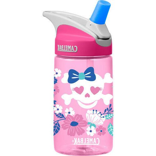 CamelBak® eddy™ Kids 0.4L Reusable Water Bottle -
