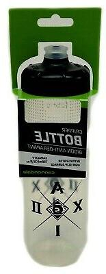 Cannondale Fabric Aluminati Cycling Water Bottle Clear/Black