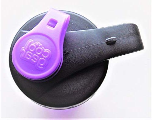 Cool Gear Fox/Owl oz/473 mL Bottle Purple/Assorted Colors