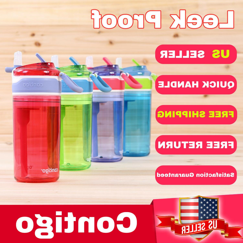 kids 2 in 1 drink snack spill
