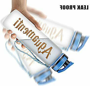 LEADO 1Liter Water Bottle Aguamenti