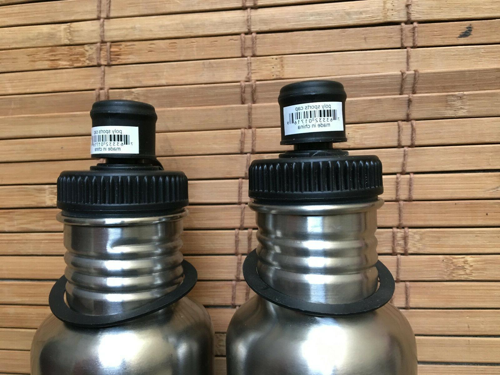 LOT NEW KLEAN KANTEEN CLASSIC WATER 12 OZ.