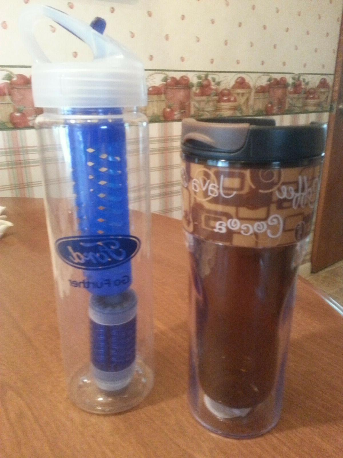 Lot Two Water Coffee Bottles
