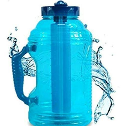 new 80oz ez freeze water bottle
