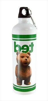 NEW Ted Aluminum Water Bottle for Kids Officially Licensed P