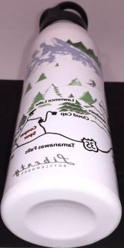 New Aluminum Water Bottle