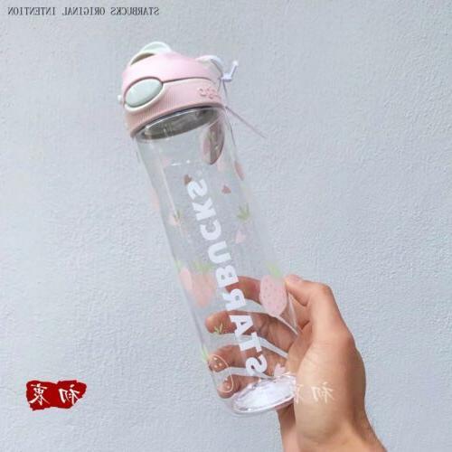 New Summer Contigo Pink 750ml Bottle