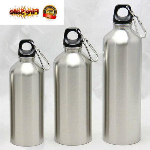 Outdoor Water Bottle Double Wall Vacuum Insulated Sports Gym