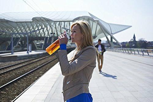 Outdoor Bottle Grace Spill Proof