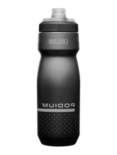 Camelbak Podium Water Bottle, 24oz, Black