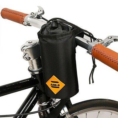 Cycling Handlebar Water Bottle Holder Bike Stem Kettle Bag C