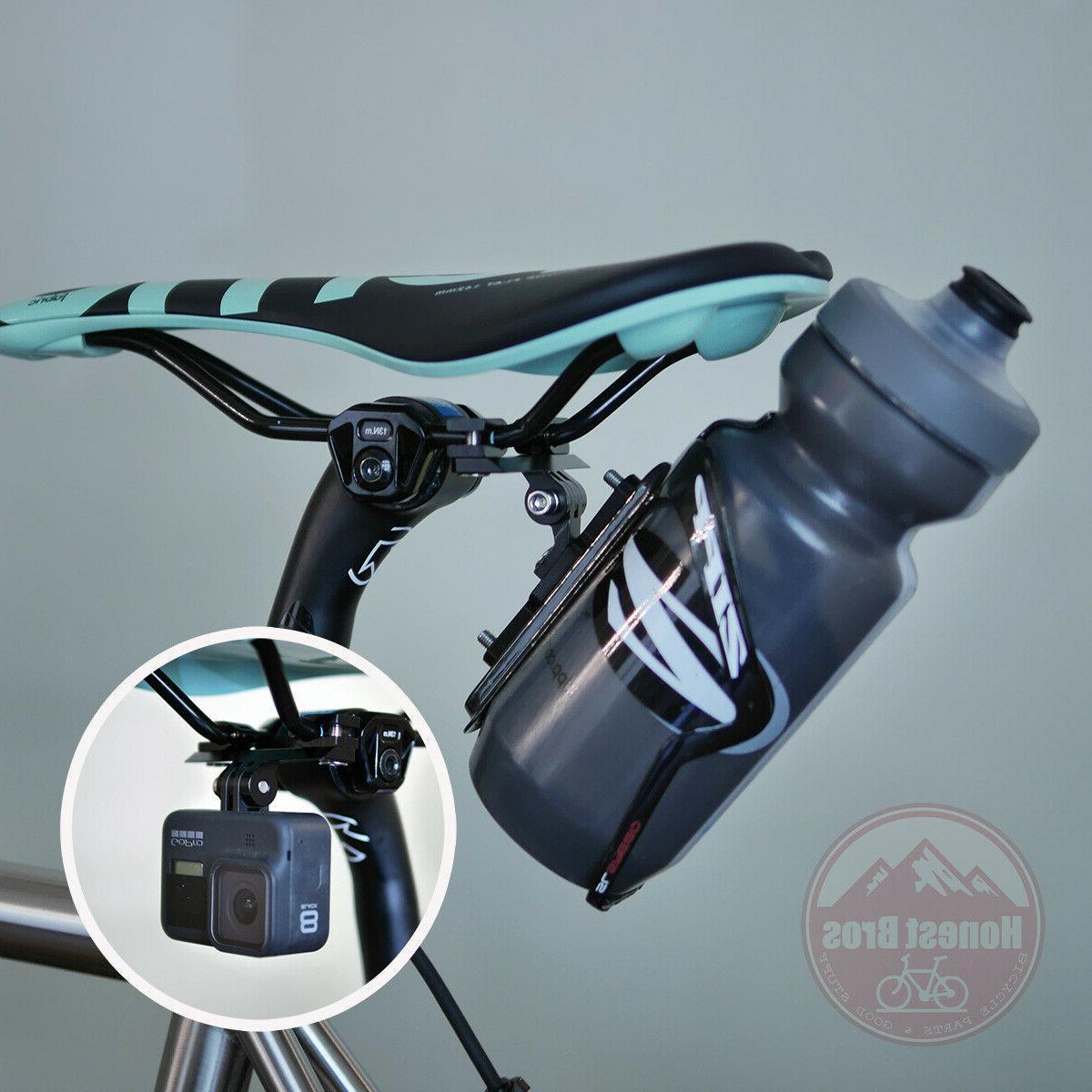 saddle mount water bottle cage rear saddle