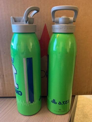 Seattle Champions 12th Man Liberty Water Bottles