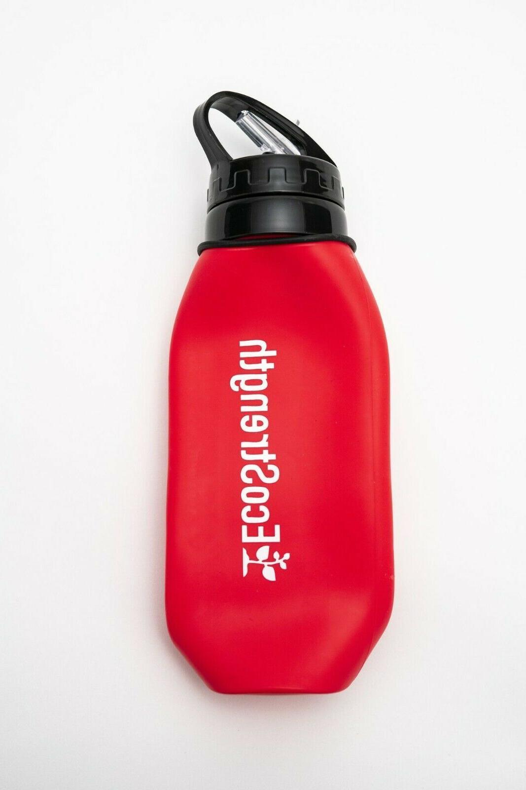 Silicone Space Saving Bottles