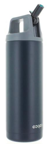 Copco Stainless Steel Double Wall Insulated Water Bottle wit