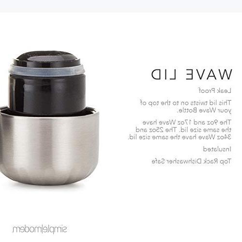 Simple Modern Stainless Steel Vacuum Bottle, 9oz - Egg