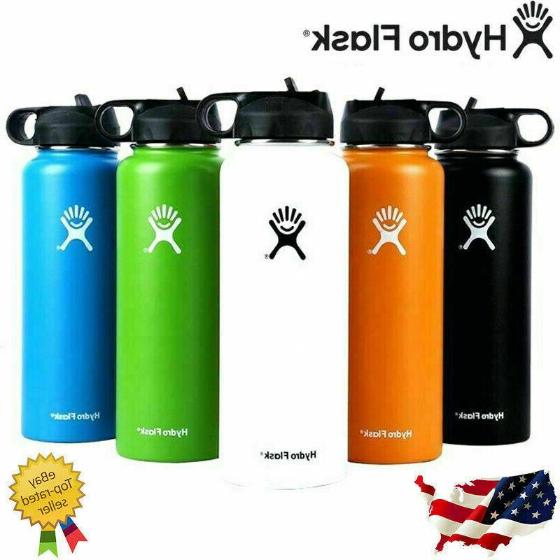 Hydro Stainless Water Bottle Lid Drinking US