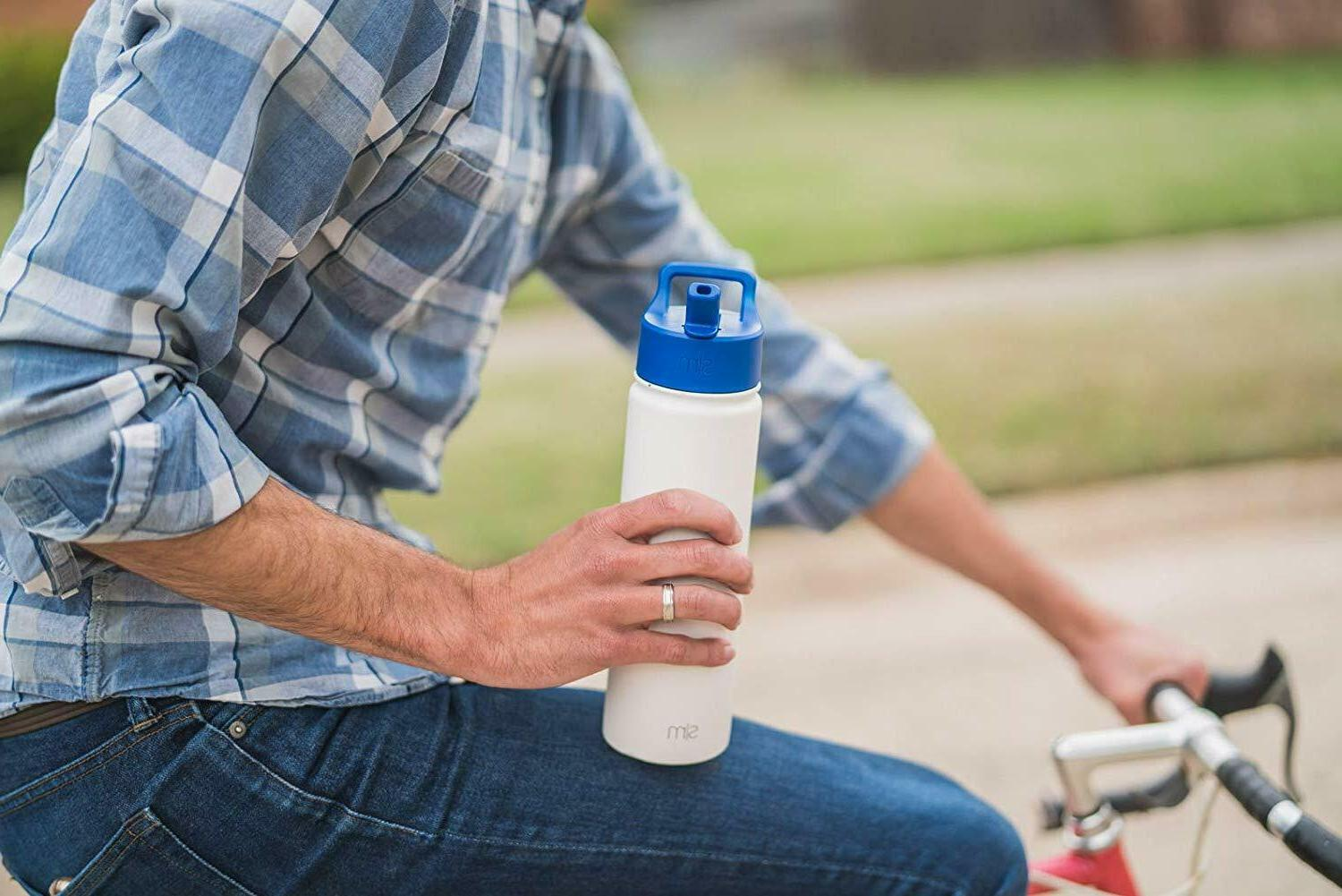Simple Modern Bottle - Wide Insulated