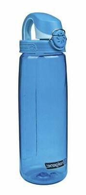 Nalgene 5565-2024 Tritan On The Fly Water Bottle, Blue