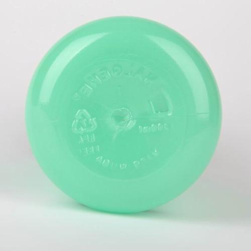Nalgene Wide BPA-Free Water Glows Green, 1