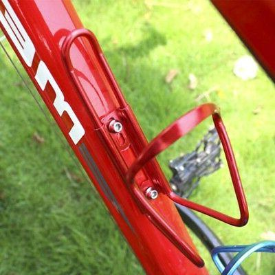 USA Bike Water Bottle Cage Cycling Aluminum Bracket Oudoor R
