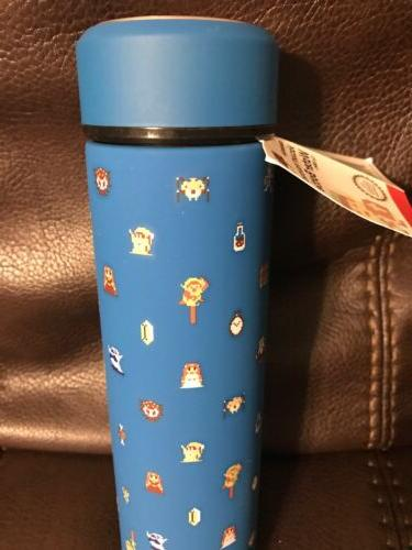 vacuum insulated stainless steel water bottle 17