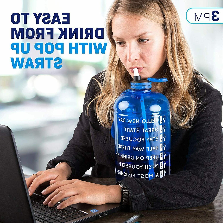 Water Straw Water Intake