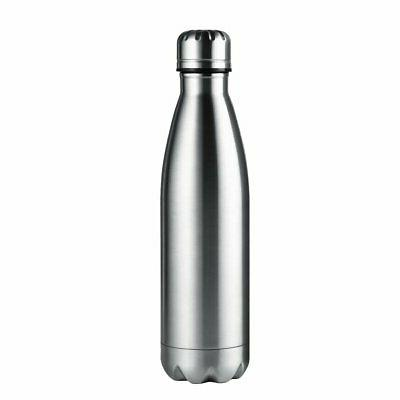 Water Bottle Stainless Steel Double-Wall Keep Cool Sports Bottles