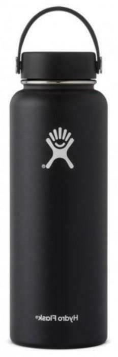Hydro Flask Water Bottle 40oz- Vacuum Insulated - Wide Mouth