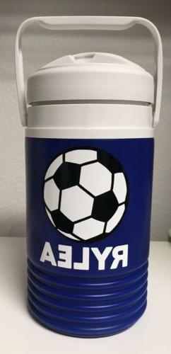 Igloo Gallon Sports Football