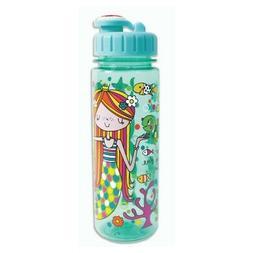 Leak Proof Mermaid Drinks Bottle Rachel Ellen Girls Water Pl
