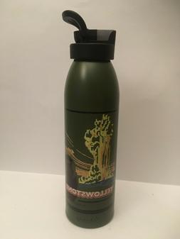 Liberty Bottleworks Aluminum Water Bottle Yellowstone 24 Oz