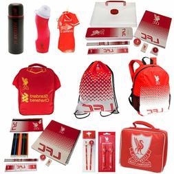 Liverpool FC Back To School Gym Bag Backpack Boot Bag Child