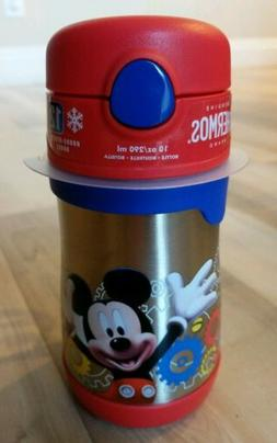 Mickey Mouse Thermos Funtainer 10 Oz Drink Bottle for Cold L