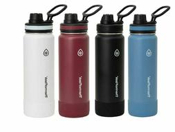 NEW ThermoFlask 24oz Double Wall Vacuum Insulated Stainless