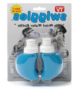 New Kids Swiggies Wrist Water Bottles Hydration Bicycling Jo