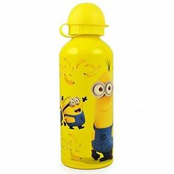 New Despicable Me Minions Aluminum Water Bottle for Kids