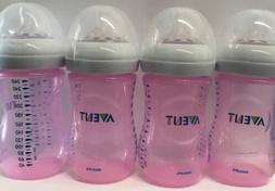 - NEW - Philips Avent Natural BPA-Free Baby Bottles - 9oz, P